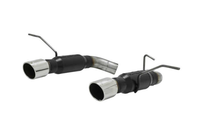 Flowmaster Jeep SRT Axle-Back Exhaust Force II (2012-2017 Jeep Grand Cherokee SRT)