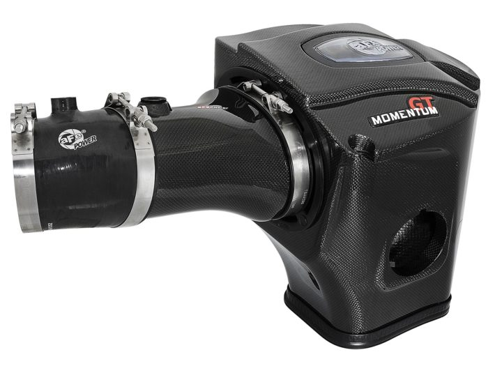 aFe POWER 52-72205-CF Black Series Momentum Carbon Fiber Cold Air Intake System (Hellcat)