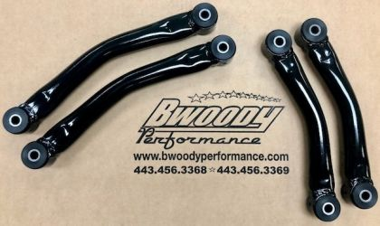 BWoody Rear Upper Control Arm Set (Dodge Hellcat)