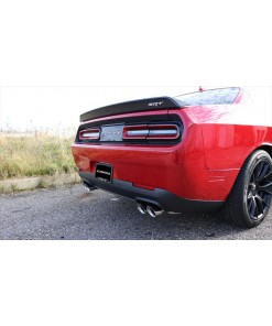 Corsa Sport Challenger Hellcat Cat Back *Dual Polished Tips