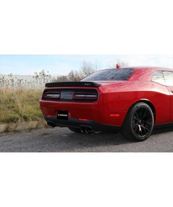 Corsa Sport Challenger Hellcat Cat Back *Dual Black Tips
