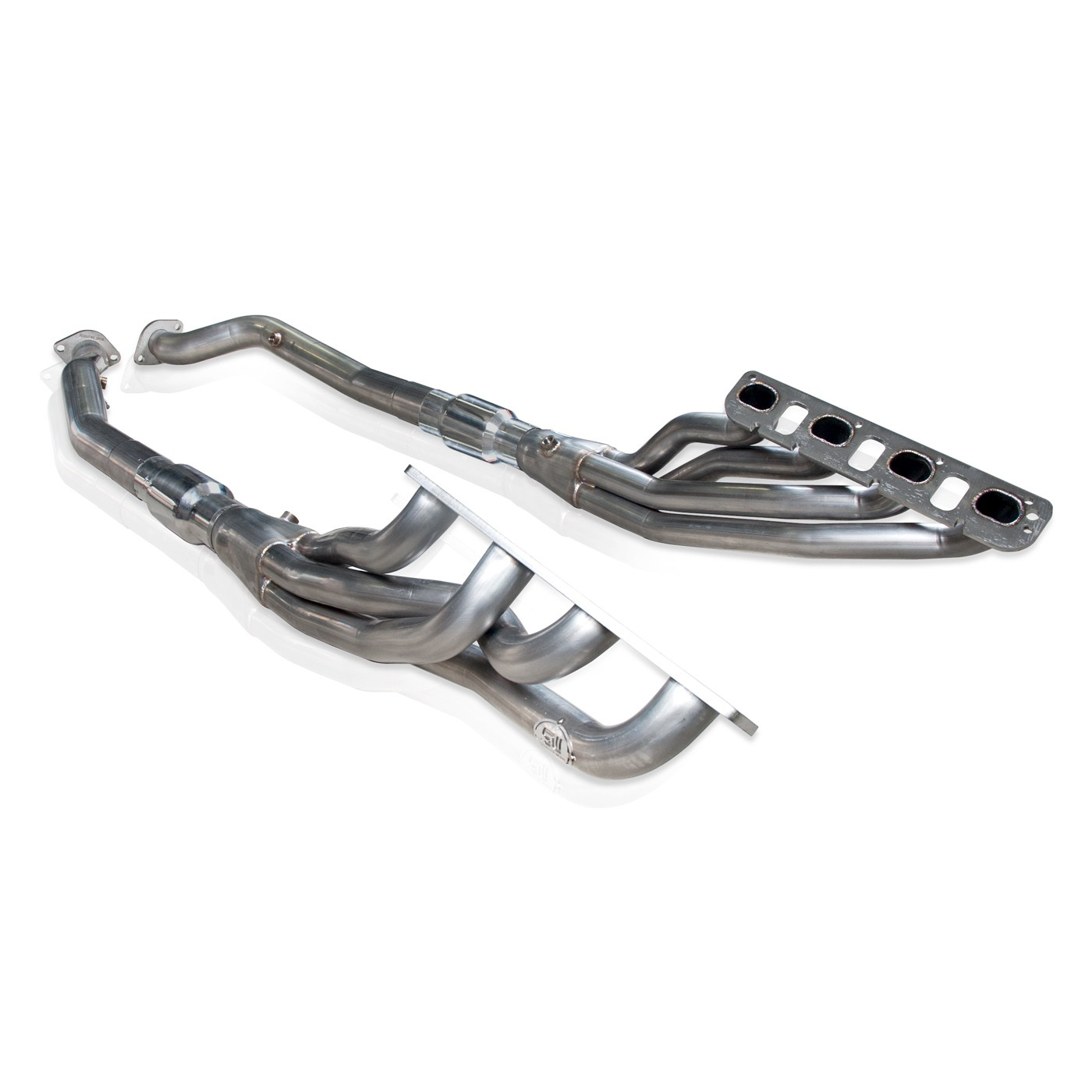 """Stainless Works Long Tube Headers Jeep SRT WK2 * 1-7/8"""" x 3"""""""
