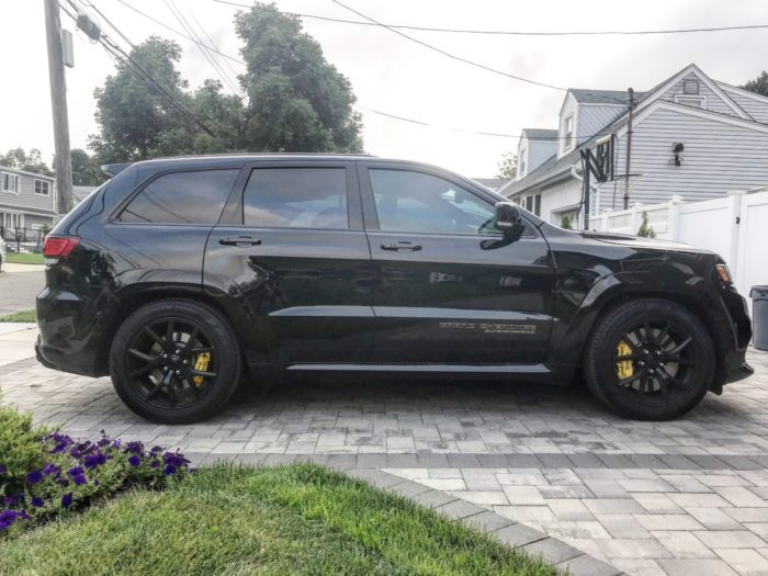 Eibach Special Edition Trackhawk Lowering Springs