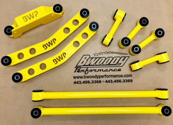 BWoody Trackhawk Suspension Package