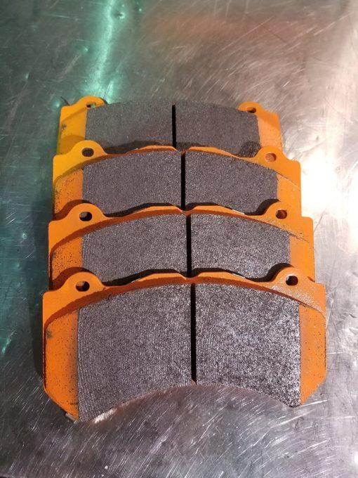 Demon Performance Street Brake Pads (Jeep SRT WK2) Dodge Performance Brake Parts