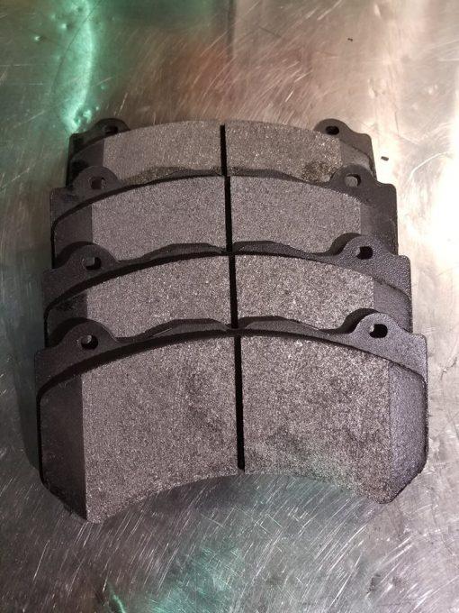 Demon Performance Street Brake Pads (Jeep Durango SRT) - Dodge and Jeep Performance Brake Parts