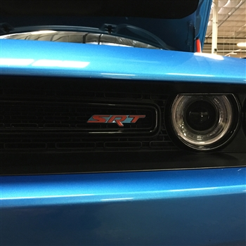 SRT Front Grille Badge (Charger)