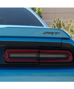"2015-UP DODGE CHALLENGER ""SRT LOGO"" EXTERIOR BADGE"