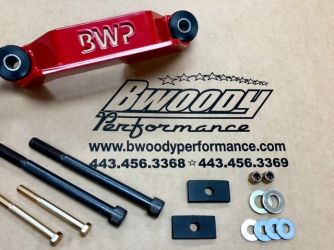 BWoody WK2 Differential Brace - Jeep Suspension Parts