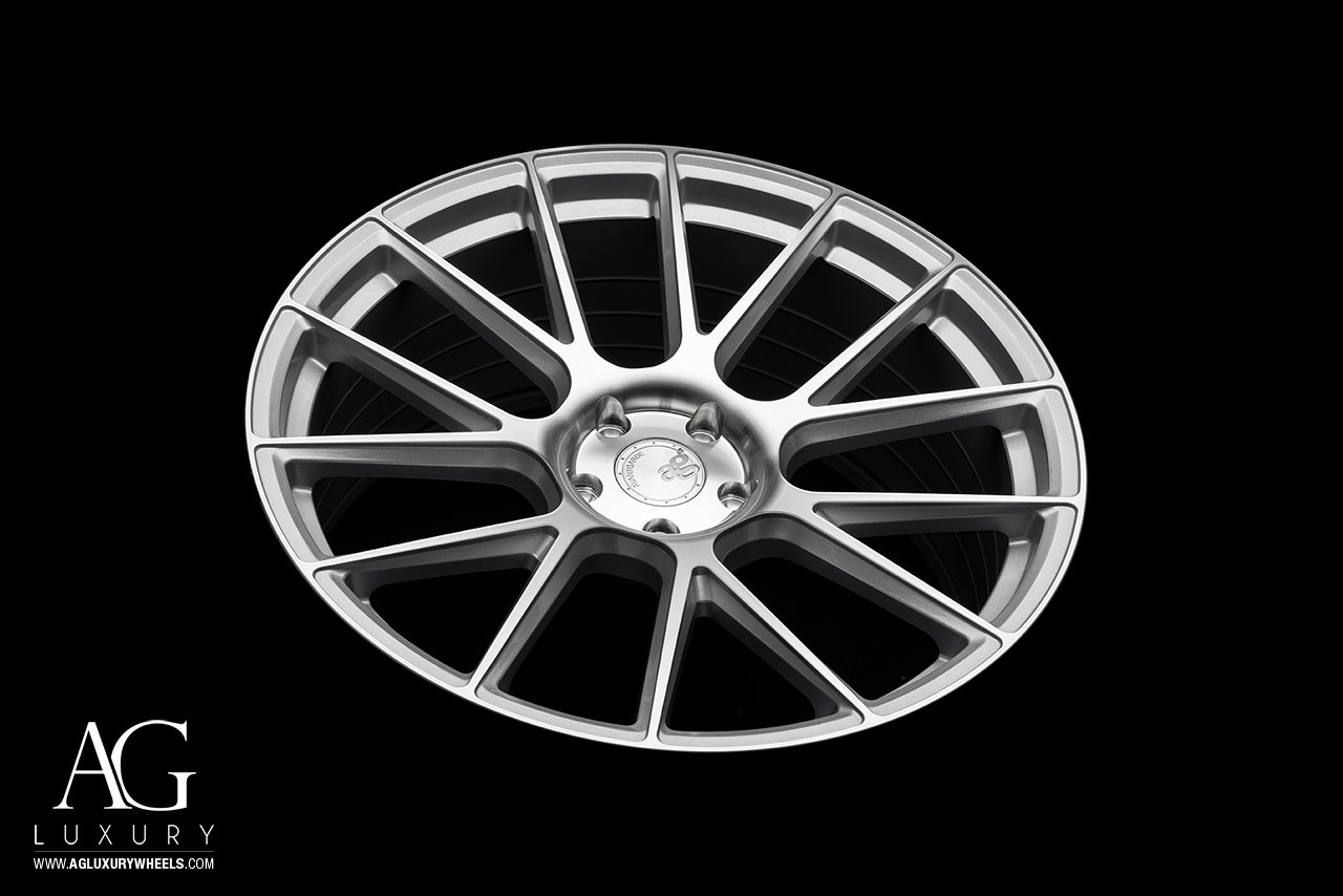 AG Wheels Vanquish - Performance Wheels for Jeep and Dodge