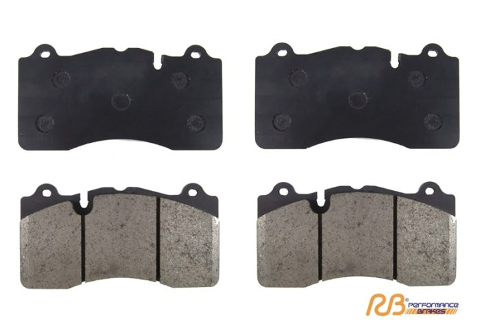 Jeep Trackhawk XT910 Performance Brake Pads (Racing Brake)
