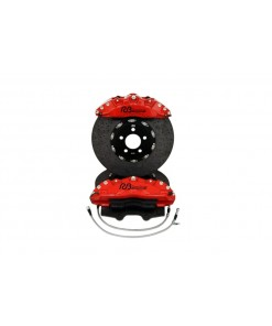 Racing Brake Jeep Trackhawk Rear Big Brake Kit Carbon Ceramic - Jeep Performance Brake Parts