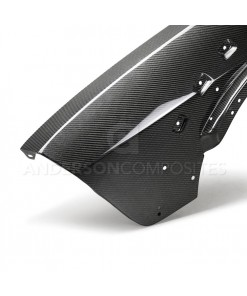 Anderson Composites Challenger Hellcat / Demon Widebody Carbon Fiber Front Fender (Pair)