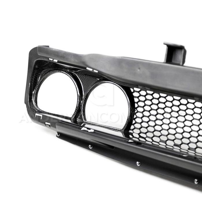 Anderson Composites Challenger Carbon Fiber Grille 2015+