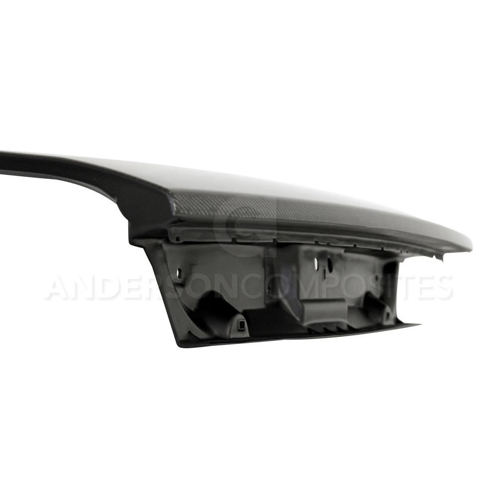 Anderson Composites Challenger Carbon Fiber Decklid - Dodge Challenger Aftermarket Cosmetic / Exterior Parts
