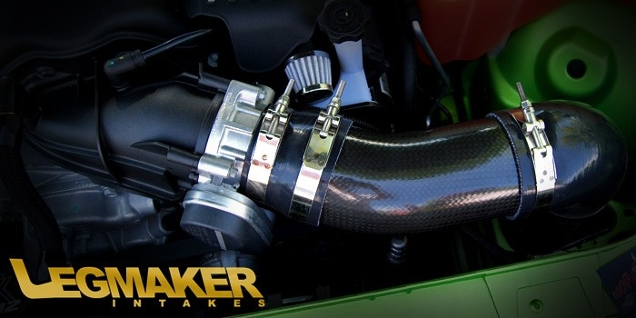Legmaker Carbon Fiber True Cold Air Intake (Dodge 392)
