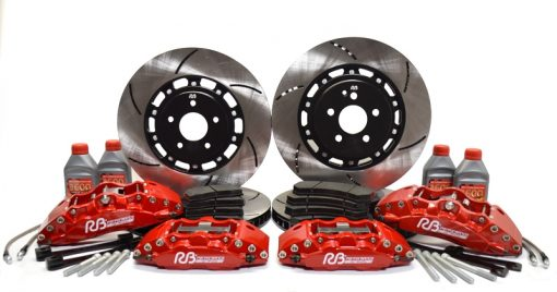 Racing Brake Super Big Brake Kit 432mm / 410mm (Jeep SRT WK2 Performance Brakes)