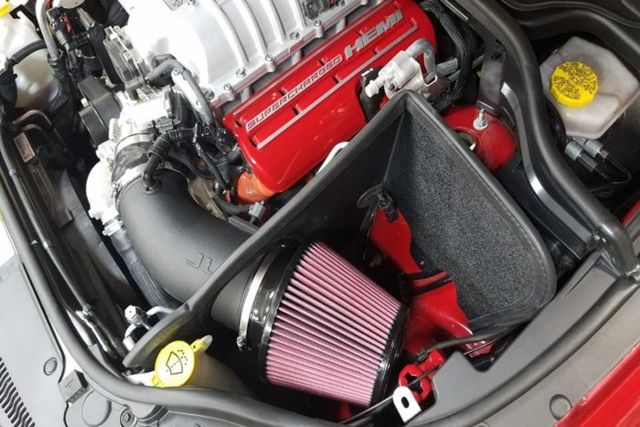 JLT Cold Air Intake ( Jeep SRT WK2 )